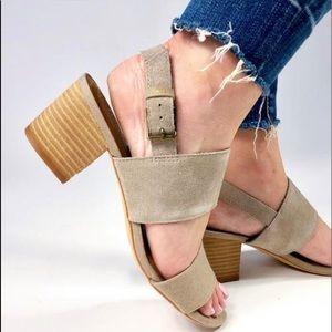 TOMS 🔴 Poppy sandal